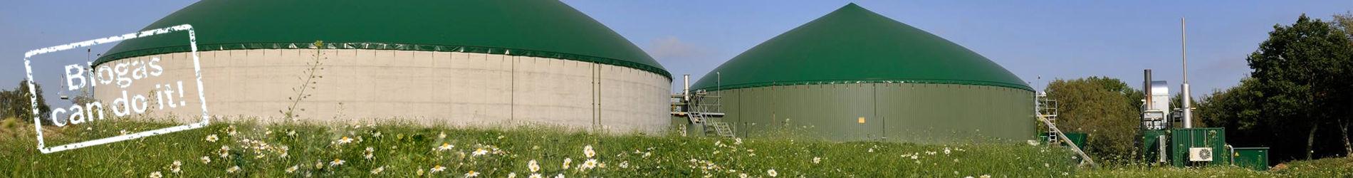 How a biogas plant works - Fachverband BIOGAS
